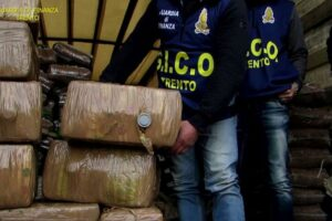 Droga nei parchi e vicino alle scuole in Trentino: arresti anche in Puglia